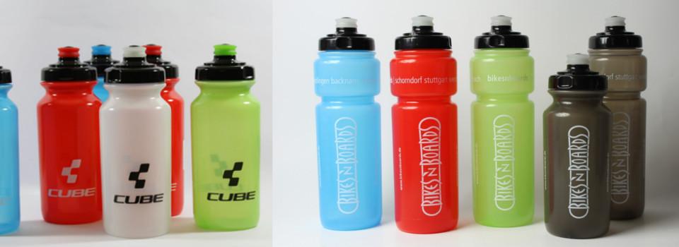 Sport Trinkflaschen 750ml, 500ml