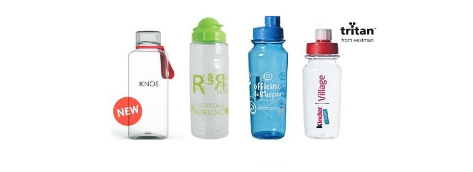 Die neuen Tritan Flaschen von 2sport